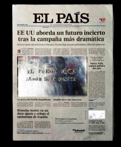 FOR SERGIO ORTEGA I El Pueblo Unido