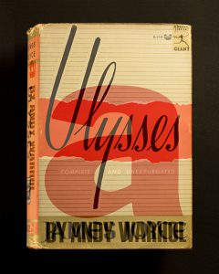ULYSSES AND A, A NOVEL