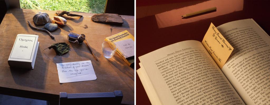 Henry David Thoreau Bureau